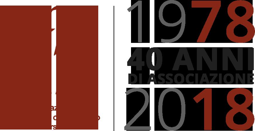 Ottobre 2018: Celebrazione 40 anni Effebi